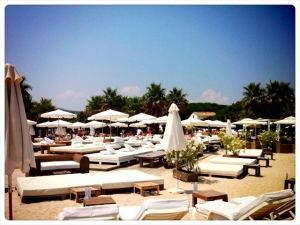 Nikikis beach, St Tropez