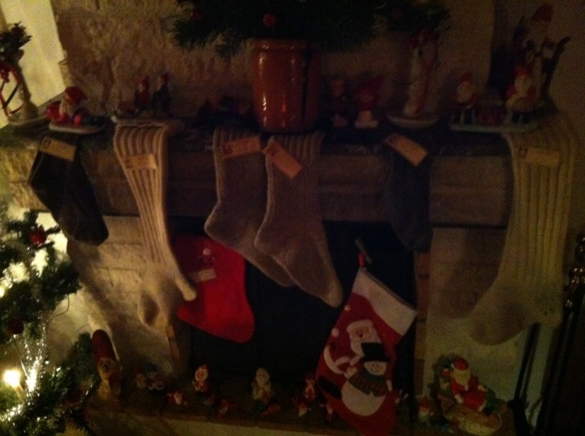 Då kom julafton tillslut