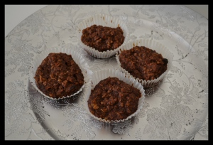 Hälso muffins