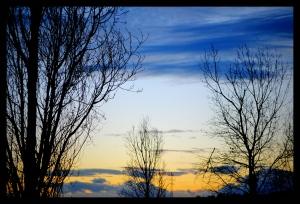 Kvällshimmel 3