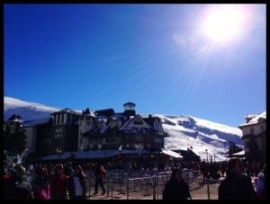 After ski ochfondue