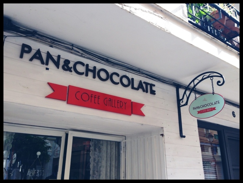 Pan & Chocolate