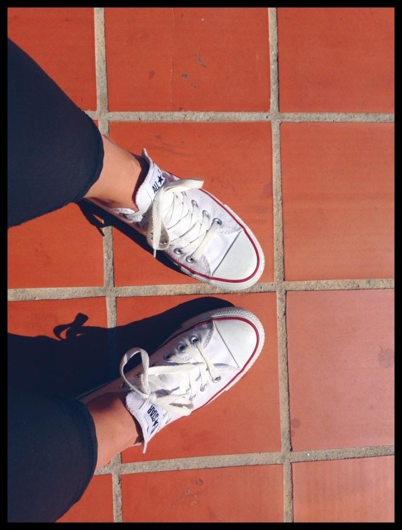 Sol och Converse