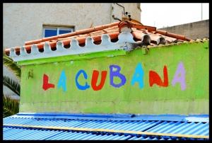 La Cubana 1, 16 April 2014