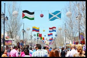 Feria de los Pueblos 3 2014