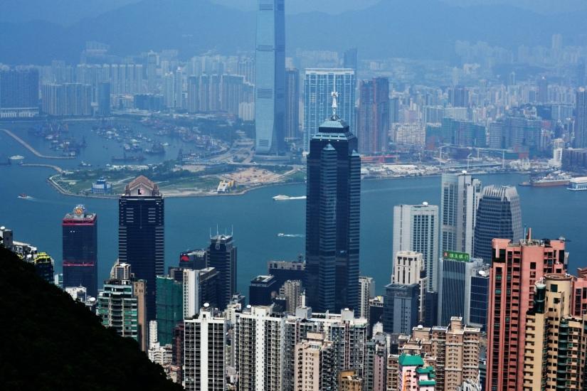 Ett hem i HongKong